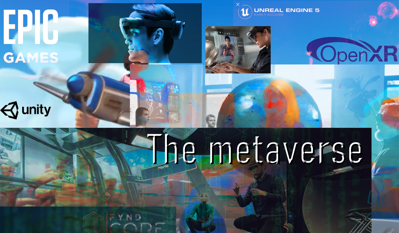 The metaverse (www.roste.no)